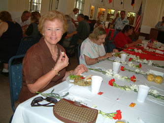 Ladies Auxiliary Luncheon - Hosted by House of Peru